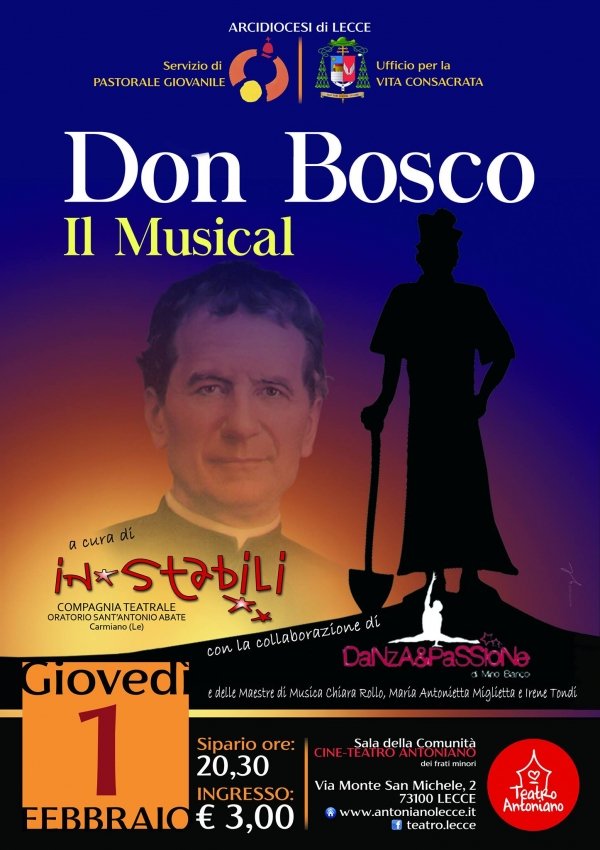 Don Bosco - Il Musical
